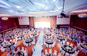 khánh sạn Sheraton Hà nội event